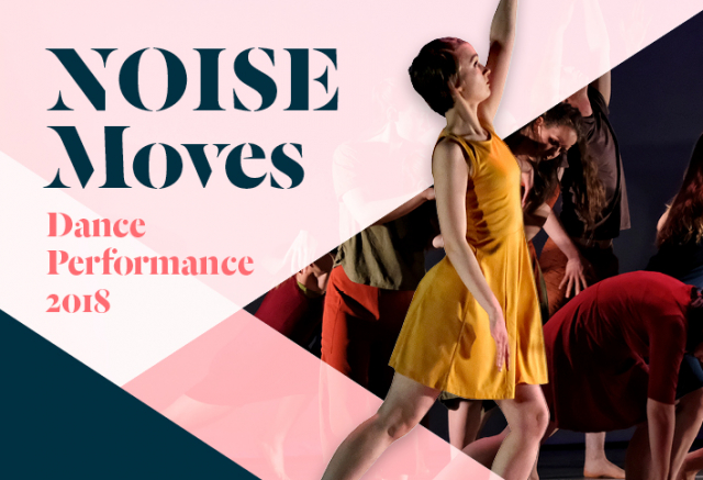 NOISE Moves 2018 Call For Applications